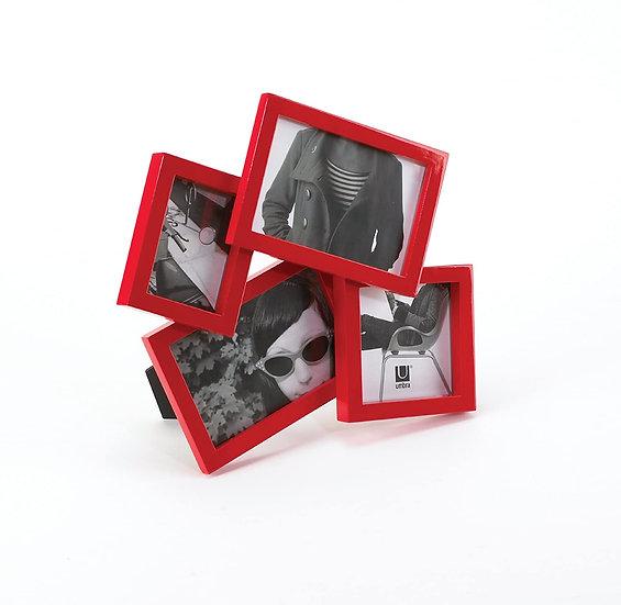 UMBRA Mosh Photo Frame Red