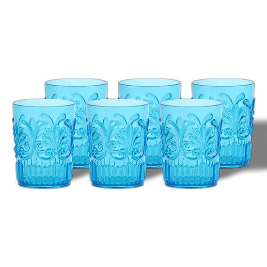 Sheratonn Set da 6 Bicchieri modello Decò