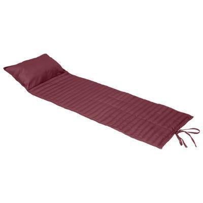 Cuscino per sdraio arrotolabile in 7 colori