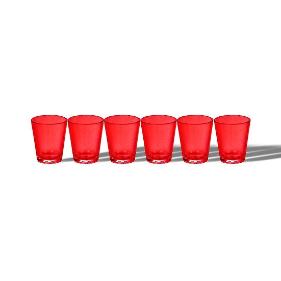 Sheratonn Set da 6 Bicchierini da liquore
