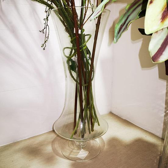 Vasi per fiori in vetro in diversi modelli