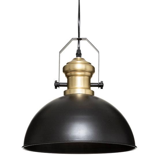 Lampada a sospensione in metallo modello Fiore