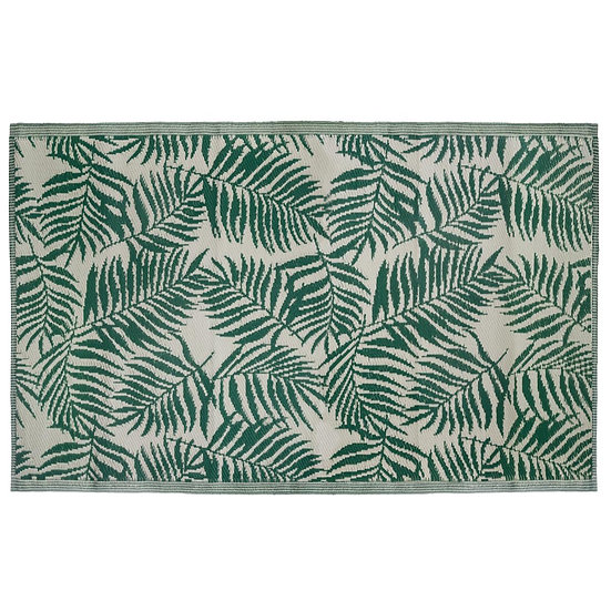 Tappeto in plastica Jungle 120X180