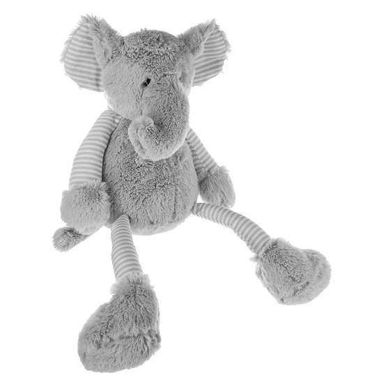 Peluche elefante in 2 colori
