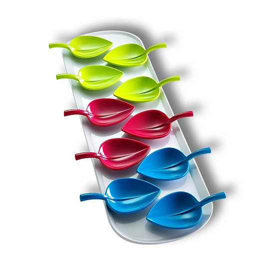 Zak Design Set Appetizer