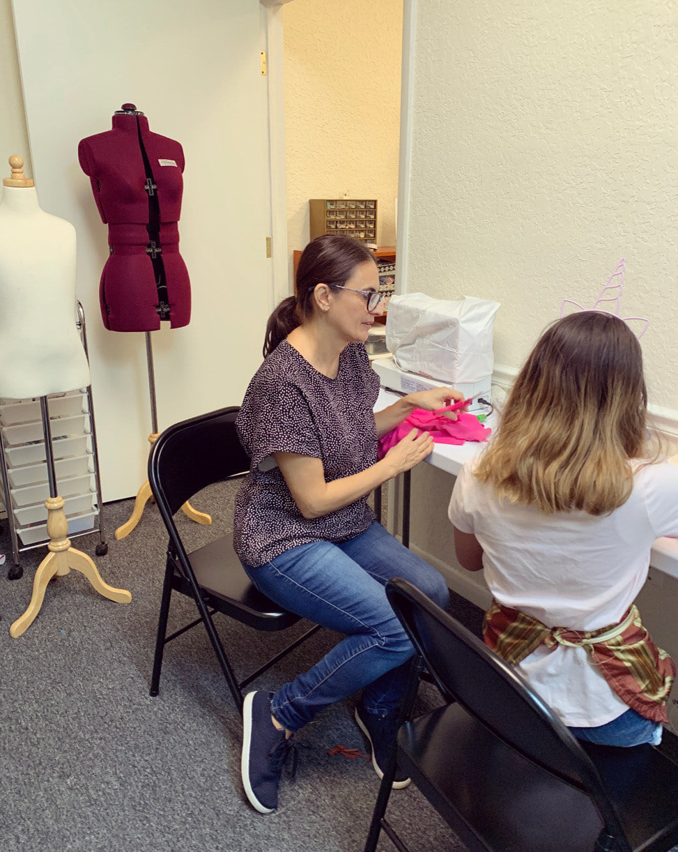 Week 6, Fashionista Sewing & Upcycling