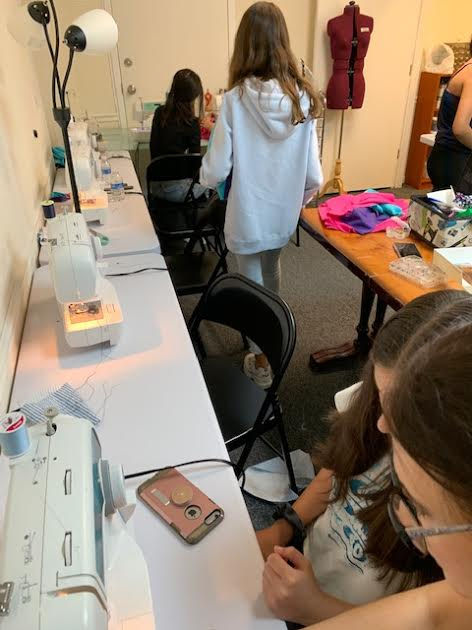 Week 3, Fashionista Sewing & Upcycling