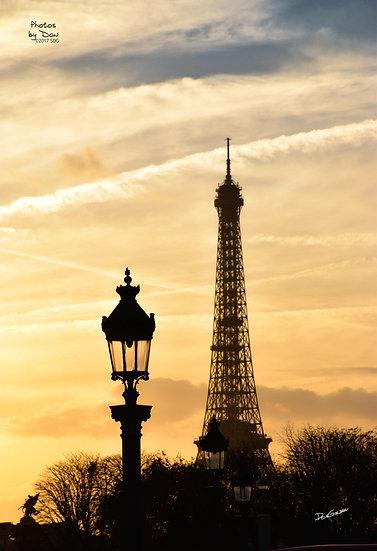 Eifel Sunset