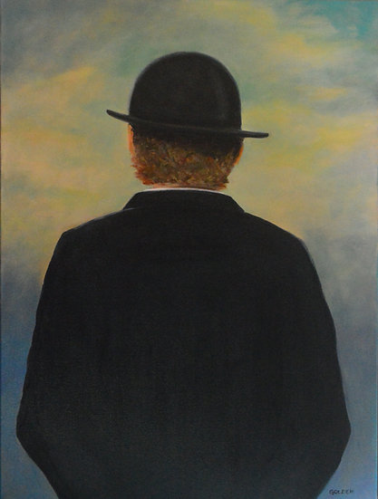 Waiting for Magritte