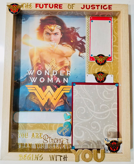 Wonder Woman/The Strength of a Woman/Believe in Yourself