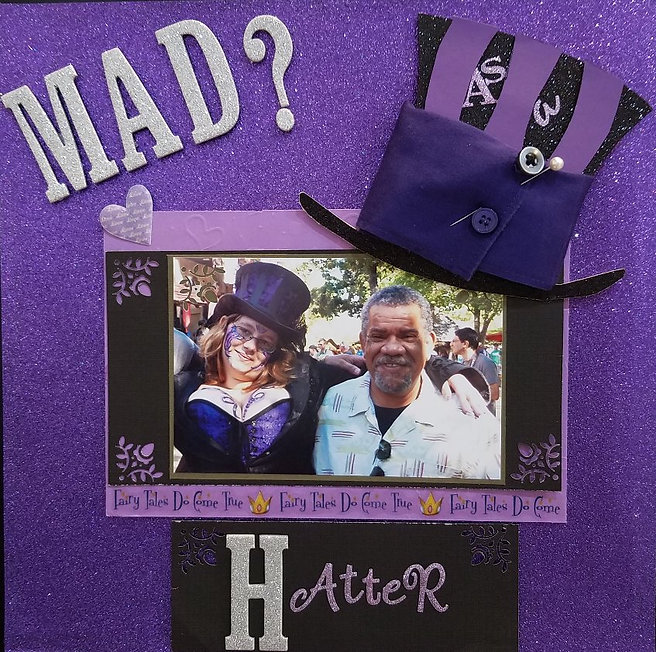 My Brother & The Mad Hatter