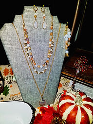 Fashion Jewelry By My Life As A Bead, Amberesa Braxton/Owner & Designer