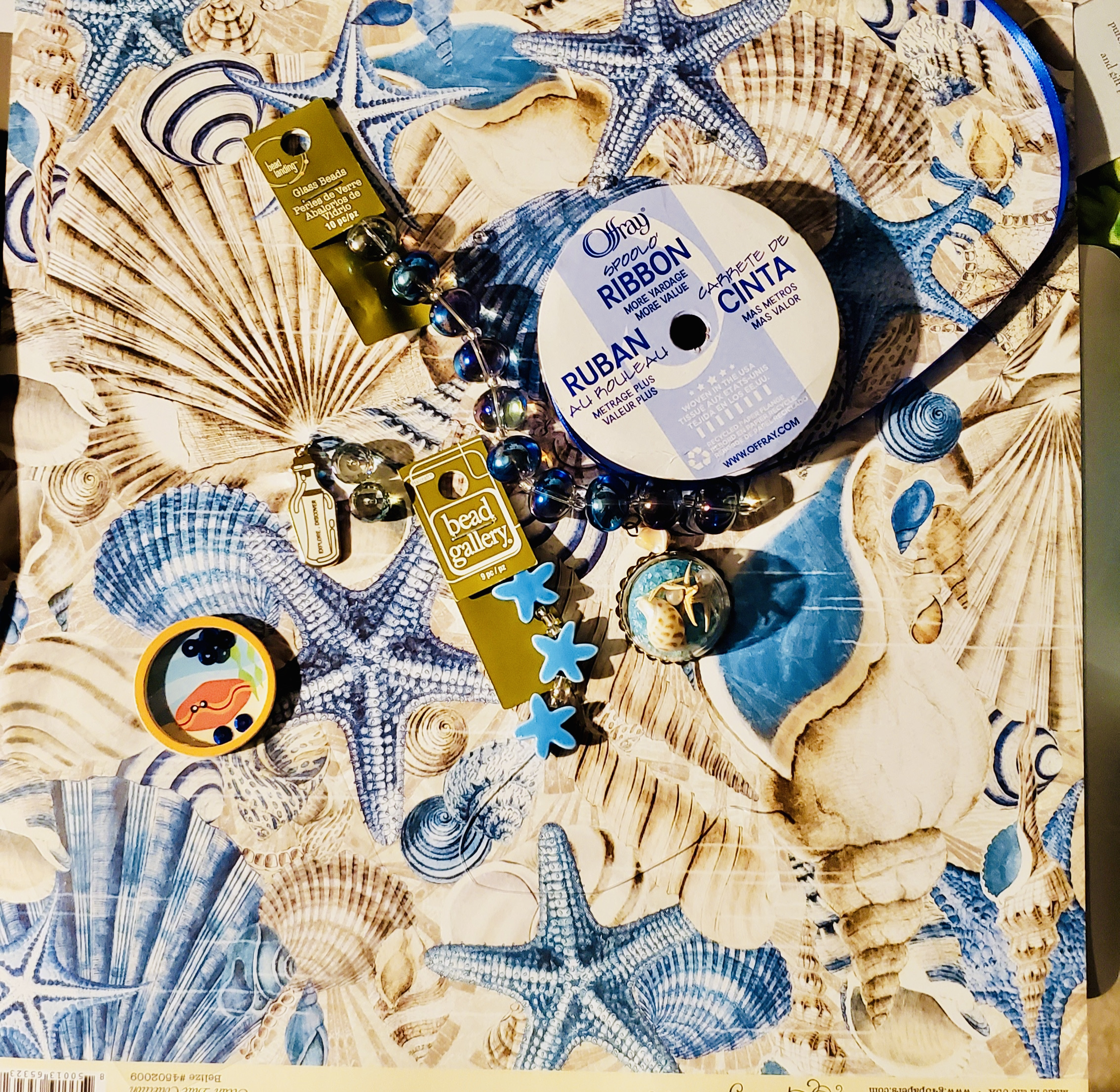 Lofty Dragonfly Scrapbooking Design