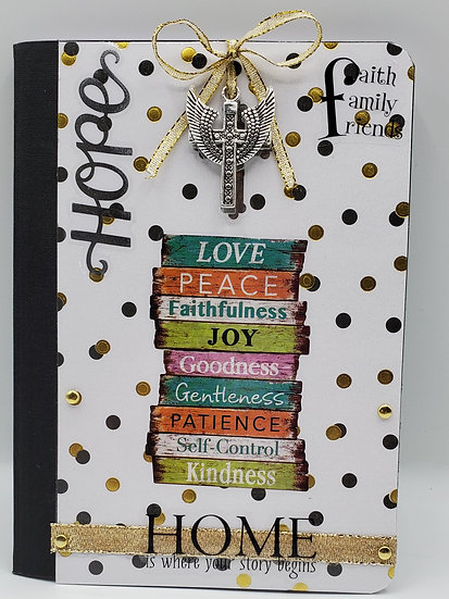 1 Hope Notepad/Home is Where Your Story Begins Notepad
