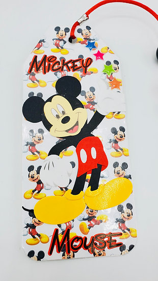 Mickey Mouse Read What You Like Create What You Love Bookmark Gift