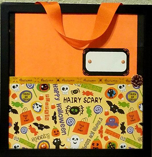 Hairy Scary/Happy Halloween!