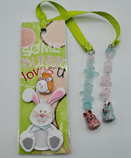 1 Some Bunny Loves U & That Bunny Is Me Bookmark