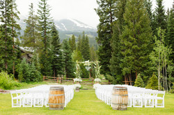 Outdoor Wedding in Colorado