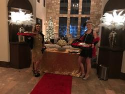 ladies - Barnett Holiday Party