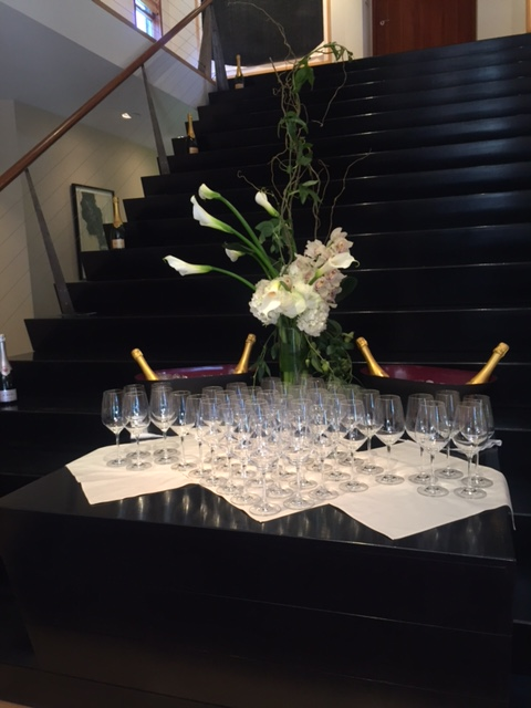 white tablecloth event in denver co