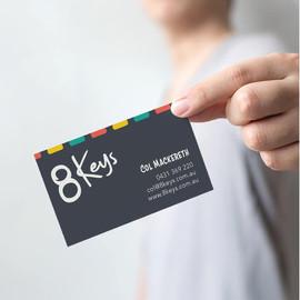 8 Keys