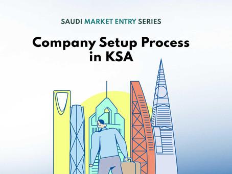 Company Setup Process in KSA