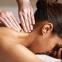 зональный массаж