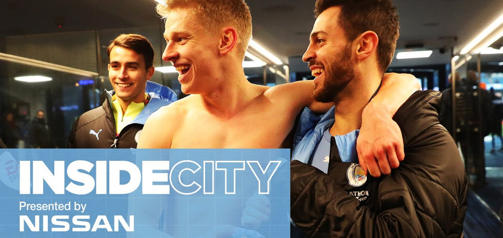 Inside City presented by Nissan