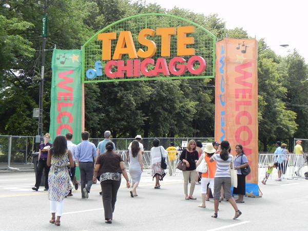 Taste of Chicago Food Vendor Application