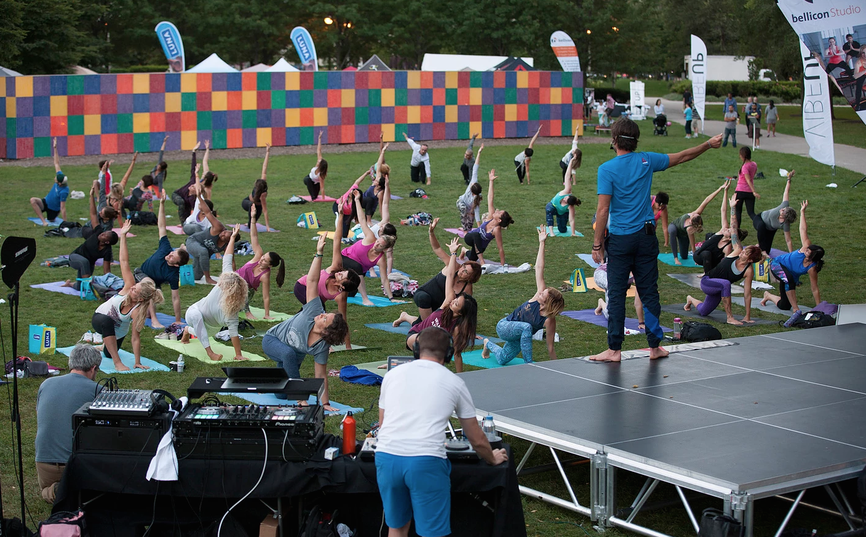 Grant Park Health Fest 4