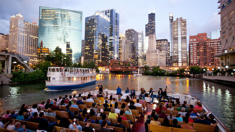 Shoreline Sightseeing Architecture River Cruise