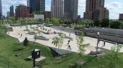 Grant Park Skate Park - 3