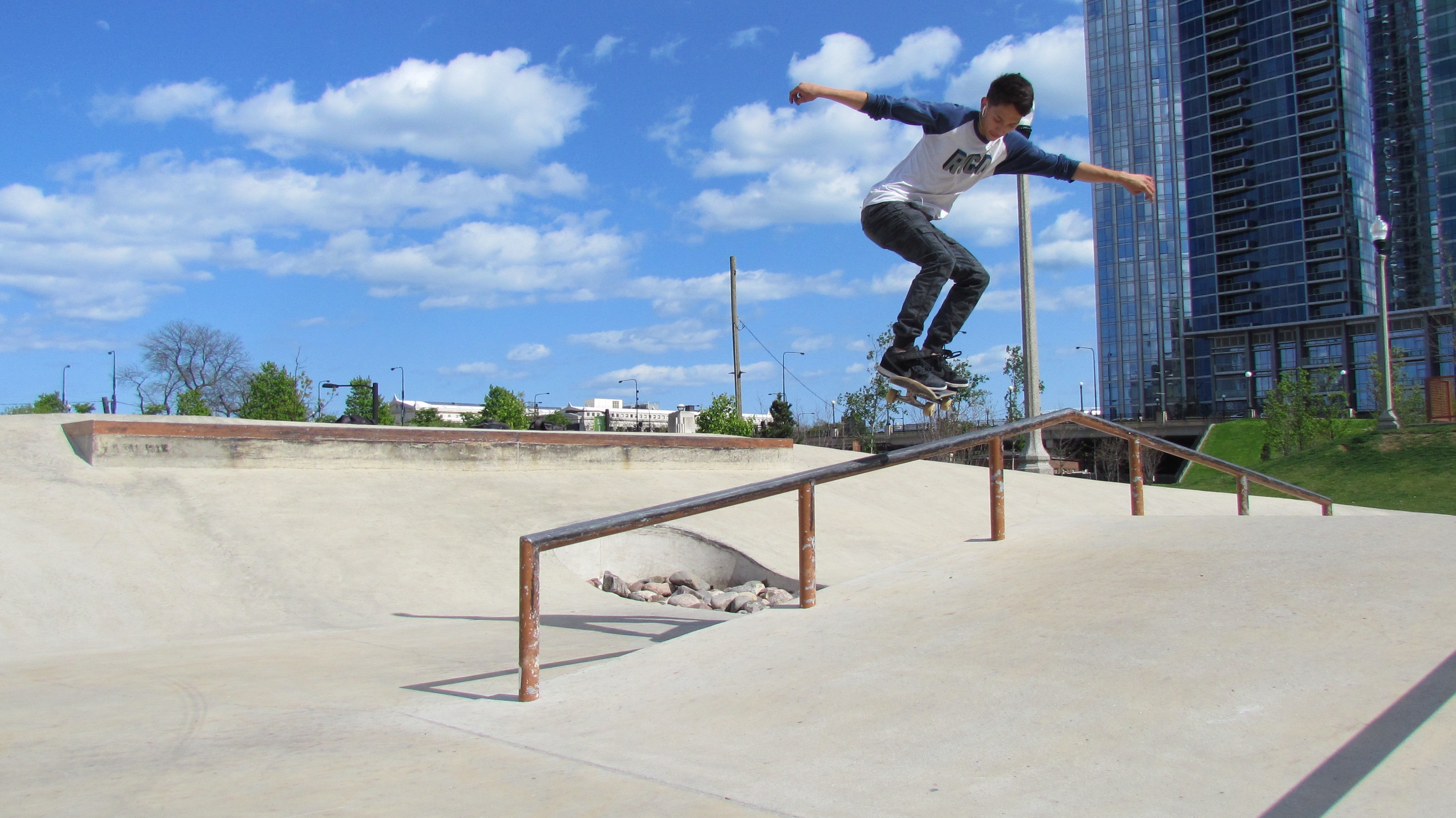 Grant Park Skate Park - 2