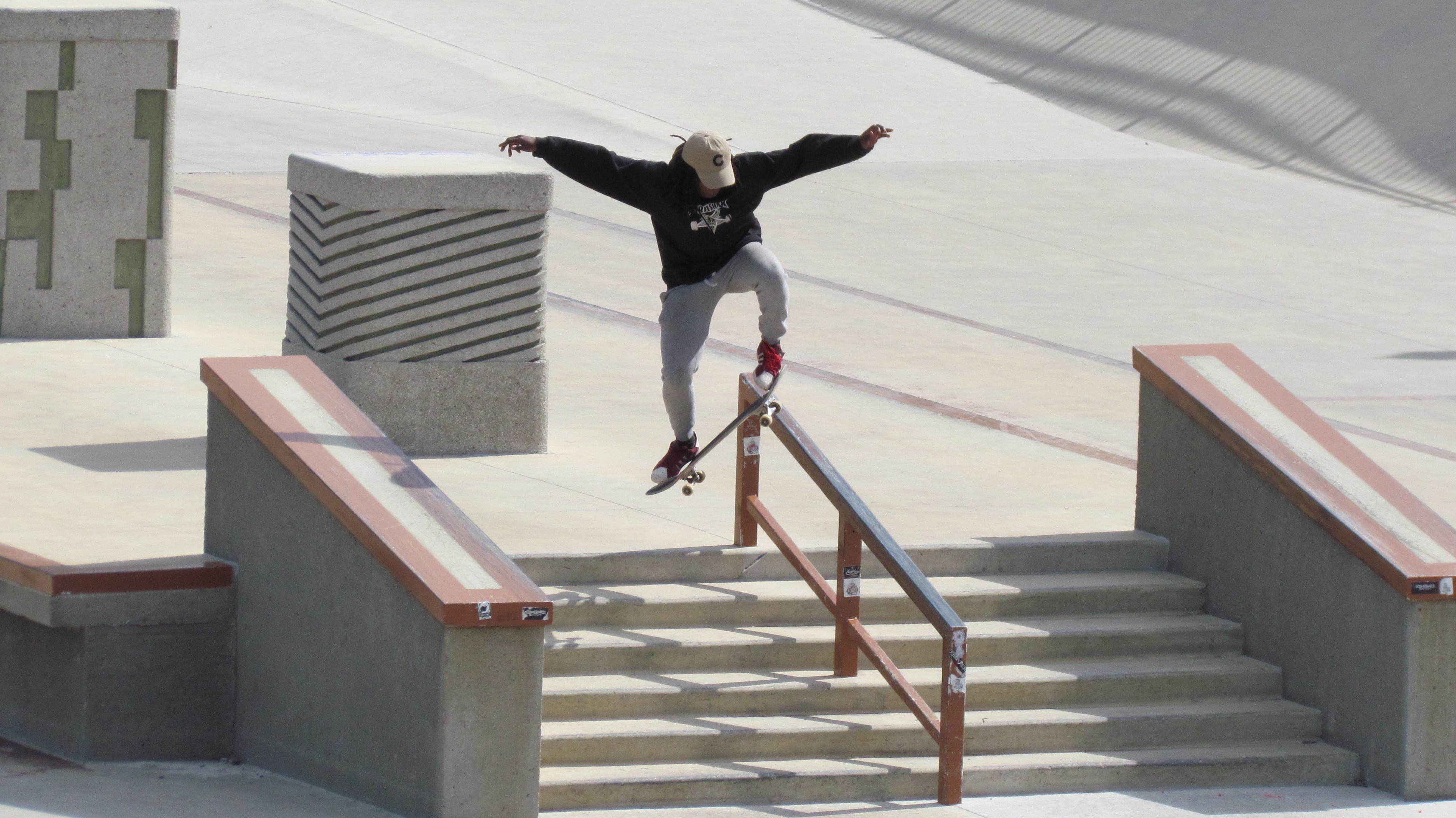 Grant Park Skate Park - 6