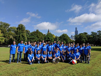 Thank You to Our 2019 Volunteer Partners - Salesforce, United Airlines and Publicis Sapient