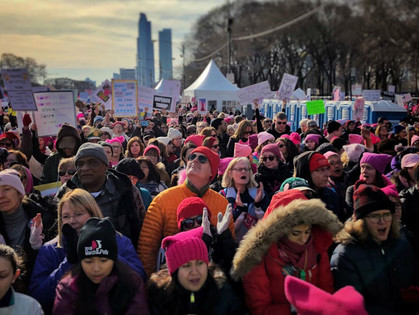 Grant Park Hosts 300,000 for Women's March + Summer Music News: Top 5 Stories In & Around Grant