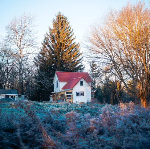 Moving to a Community Homestead