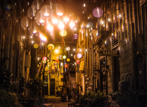 Our streets are filled with magic