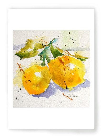 Lemon Pair  C014
