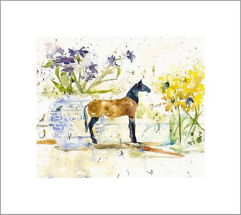 Studio Horse