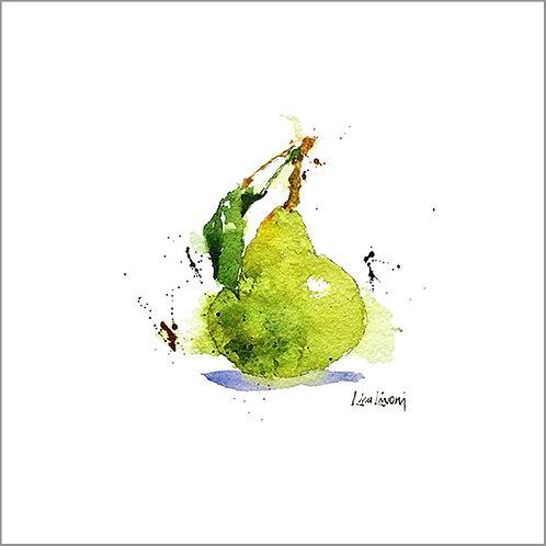 Green Pear Green