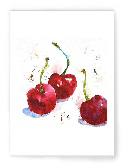 Cherry Trio C018