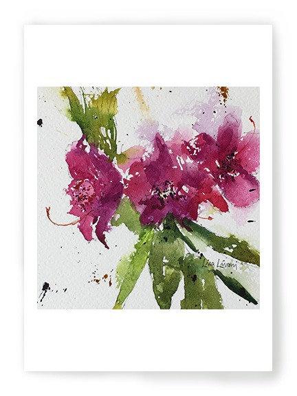 Raspberry Rhododendron C006