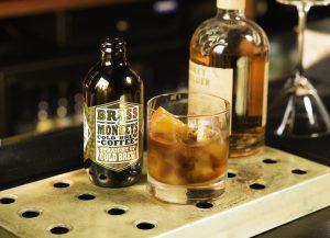 Brass & Bourbon Cocktail
