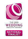 wedding awards national finalist caterin