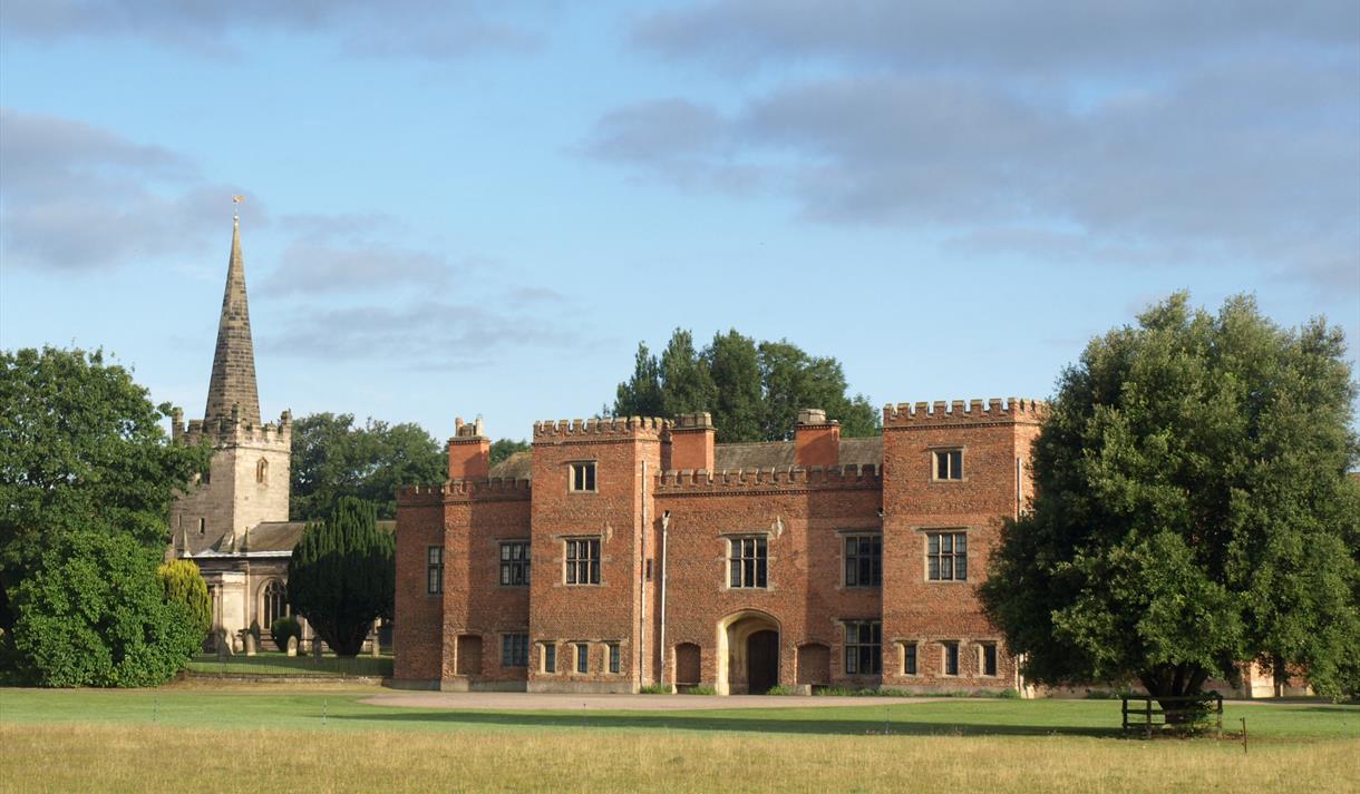 Holme Pierrepont Hall - Nottinghamshire