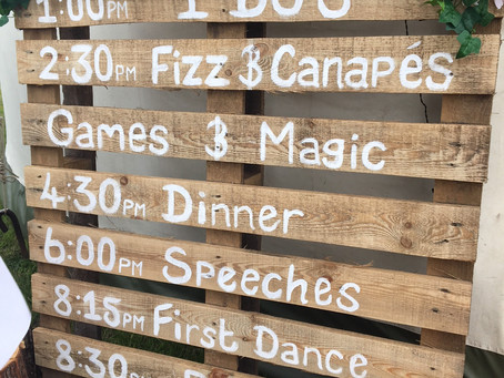 Wedding catering - everything you should know...