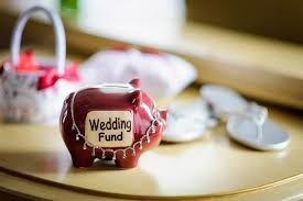 Wedding saving catering budget
