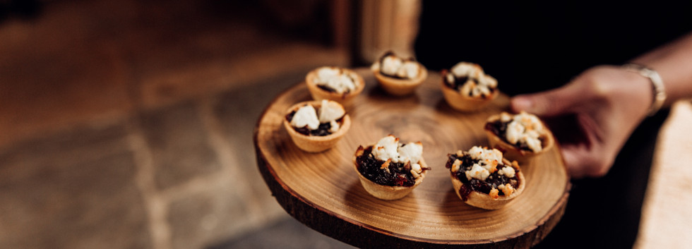 Goats Cheese Tart canapes.jpg