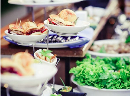 8 ways to serve your guests a brilliant buffet.